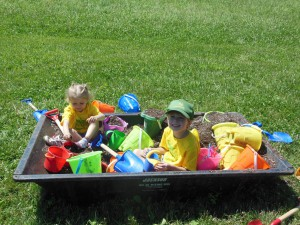 Little Sprouts Summer Classes