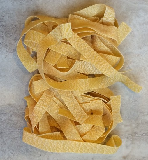 Egg Pappardelle
