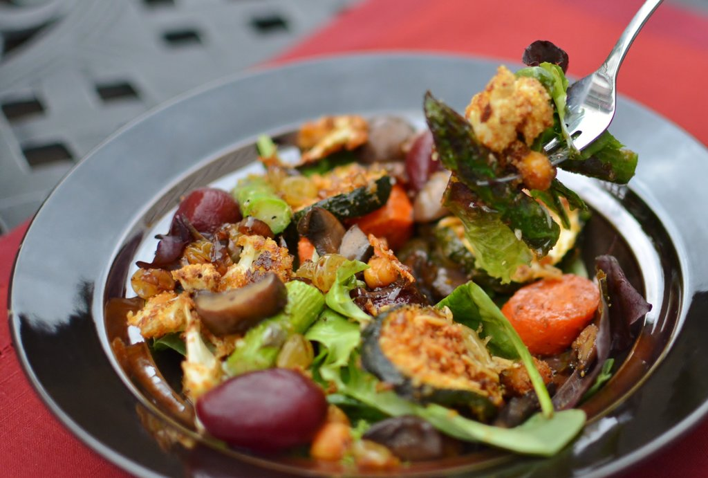 Roasted Veg Salad 3