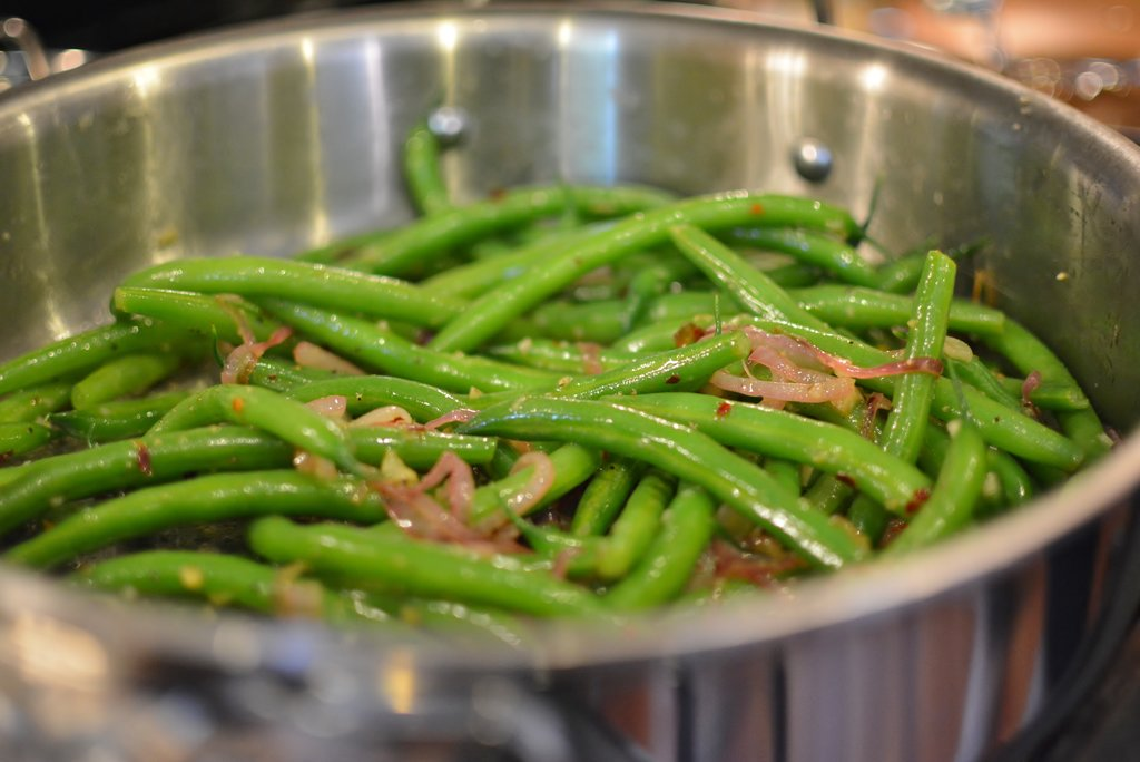 Sauteed Green Beans 2