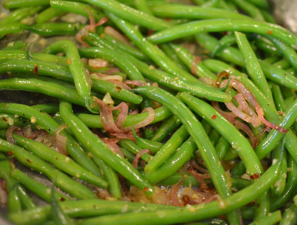 Sauteed Green Beans 3
