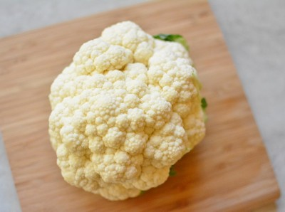 Homegrown Cauliflower!