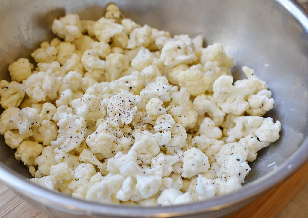 Cauliflower Seasoned