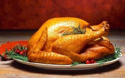 Pre-order now – Fresh, local turkey for Christmas