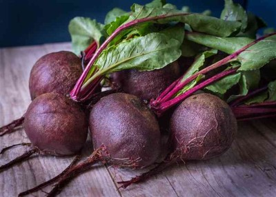 Beets for canning