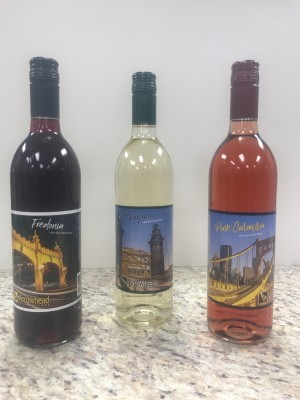Pittsburgh Bridge Series Wine – Limited Supply